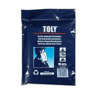 TOLY Toly 10 X Clean Washandjes Dry