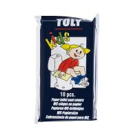 TOLY Toly 10 X Cleanset Wc-brildekjes Kids