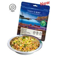 TREKNEAT Trekneat 180gr Vegetable Jambalaya