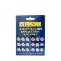MILENCO Milenco 18x Reserve Batterij Alarm