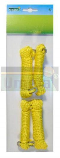 UMEFA Umefa 4 Scheerlijnen Geel Nylon 3m-3mm