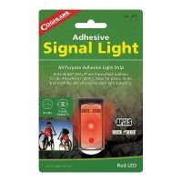 COGHLANS Coghlans Adhesive Signal Light Red