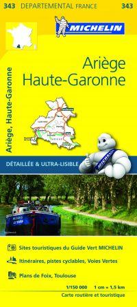 MICHELIN Michelin Ariege/haute-garonne 11343