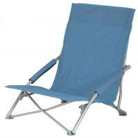 EUROTRAIL Eurotrail Beach Chair St.tropez Blue