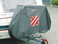 EUROTRAIL Eurotrail Bikecover I Front/dissel 2/bikes