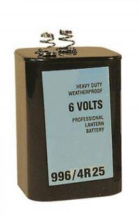 GIMEG Gimeg Blokbatterij 6v 4r25