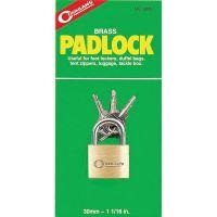 COGHLANS Coghlans Brass Padlock 30mm 8830