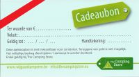 THECAMPINGSTORE Thecampingstore Cadeaubon 20 Euro