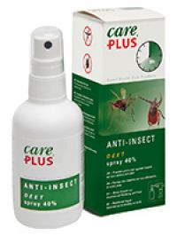 CARE PLUS Care Plus  Deet Spray 40% 60ml