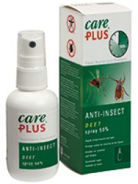 CARE PLUS Care Plus  Deet Spray 50% 60ml