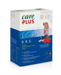 CARE PLUS Care Plus  O.r.s. Children Raspberry