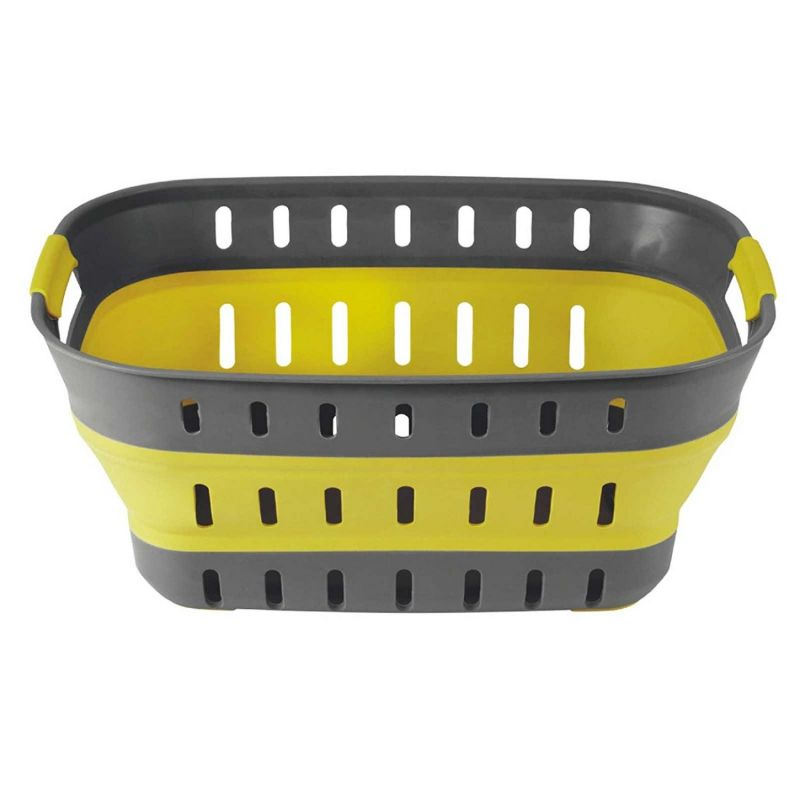Outwell Collaps Basket Yellow  (-)