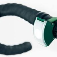 BOOKMAN Bookman Curve Front Light Green