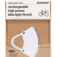 BOOKMAN Bookman Curve Front Light White