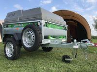 DAXARA Daxara  Bagagewagen 168