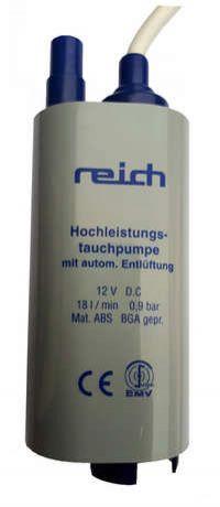 REICH Reich Dompelpomp 18l Auto-ontl
