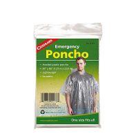 COGHLANS Coghlans Emergency Poncho Clear