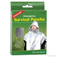 COGHLANS Coghlans Emergency Survival Poncho