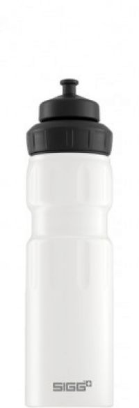 SIGG Sigg Fles 0.75l White-touch Wide Mouth S