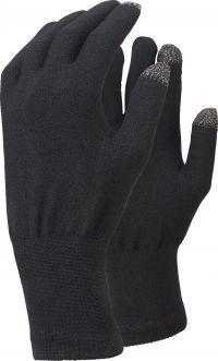 TREKMATES Trekmates Handschoenen Merino Xl Black