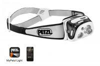 PETZL Petzl Hoofdlamp Reactik + Zwart