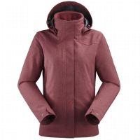 LAFUMA Lafuma Jacket Caldo Heather 3in1 L Ld Cherry