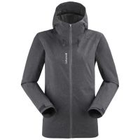 LAFUMA Lafuma Jacket Skim Zip-in Ld S Antracite Grey