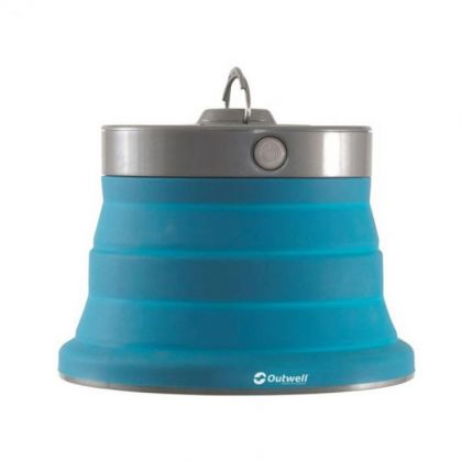 Outwell Lamp Polaris Opal Blue 6aa