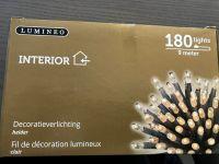 LUMINEO Lumineo Lichtsnoer Deco 9m-180l Transparant