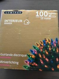 LUMINEO Lumineo Miniverl. Grote Lamph 15m-100l Groen/mul