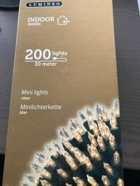 LUMINEO Lumineo Miniverl. Grote Lamph 30m-200l Groen