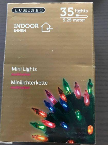 Lumineo Miniverl. Grote Lamph 5.25m-35l Groen