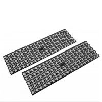 MILENCO Milenco Onderplaat Giant Lattice Grip Mats