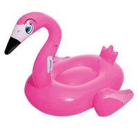 BESTWAY Bestway Pretty Pink Flamingo Rider
