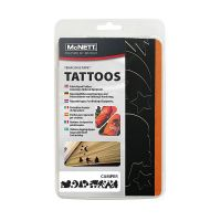 MCNETT Mcnett Repair Tape Camping Tattoos