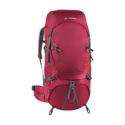 Vaude Rugzak Astrum 60+10 M/l Dark Indian Red