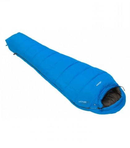Vango Slaapzak Latitude 300 Long Imperial Blue