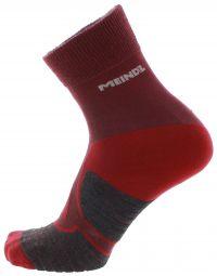 MEINDL Meindl Socks 42-44 Ld Aubergine