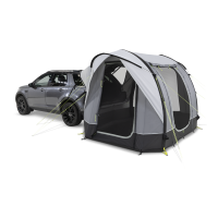 KAMPA Kampa Suv Tent Tailgater Air