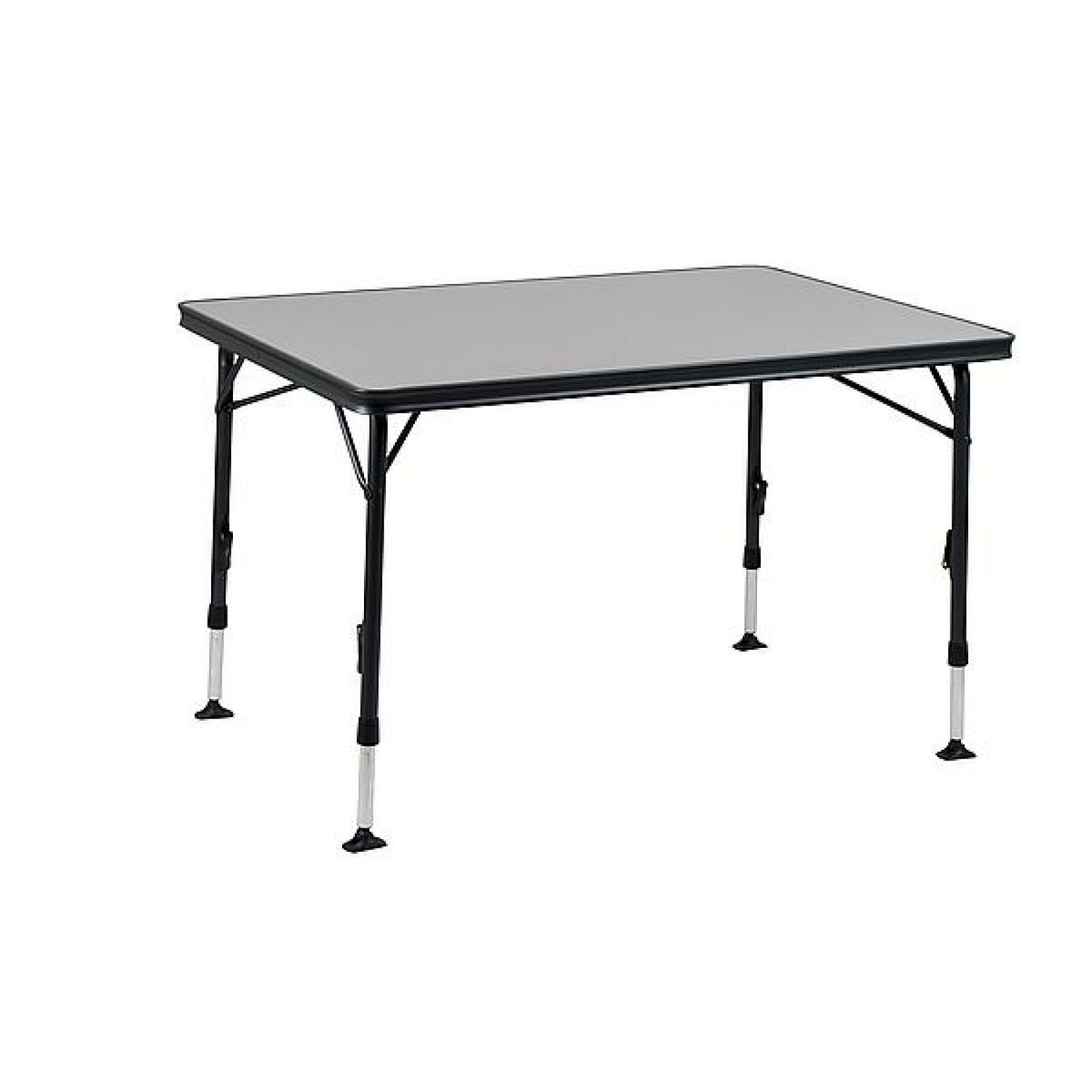 crespo tafel ap 272 120x80 alu 80 zwart the camping store. Black Bedroom Furniture Sets. Home Design Ideas