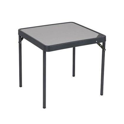 Crespo Table Ap 280 42,5x42,5 Alu 89 Noir