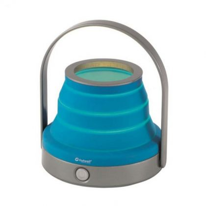 Outwell Tafel/hanglamp Amber Opal Blue 6aa Outwe
