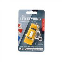 KIKKERLAND Kikkerland Taxi Led Keychain