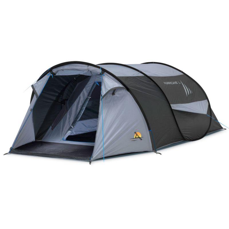 Safarica Tent Hurricane L Grijs Quick Up