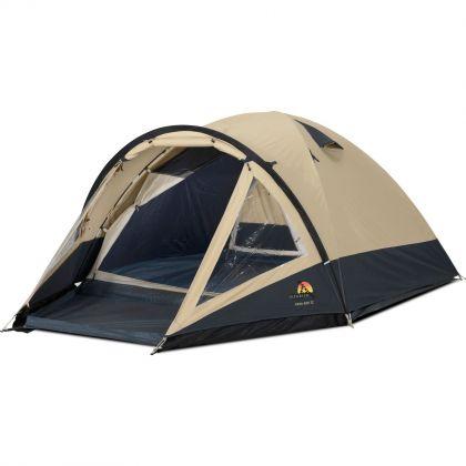 Safarica Tent Kenia 220 Tc Beige/antr.