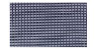 DOREMA Dorema Tenttapijt 300x700cm Blauw Starlon
