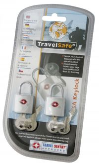 TRAVELSAFE Travelsafe Travellock Key Tsa
