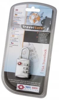 TRAVELSAFE Travelsafe Travellock Number Code Tsa