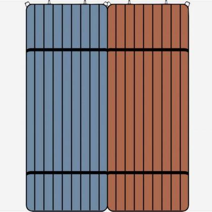 Exped Universal Mat Coupler Kit