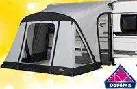 STARCAMP Starcamp Voortent Quick'n Easy Air 265